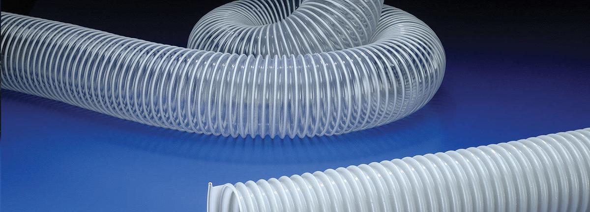 PVC Steel Air Duct Hose